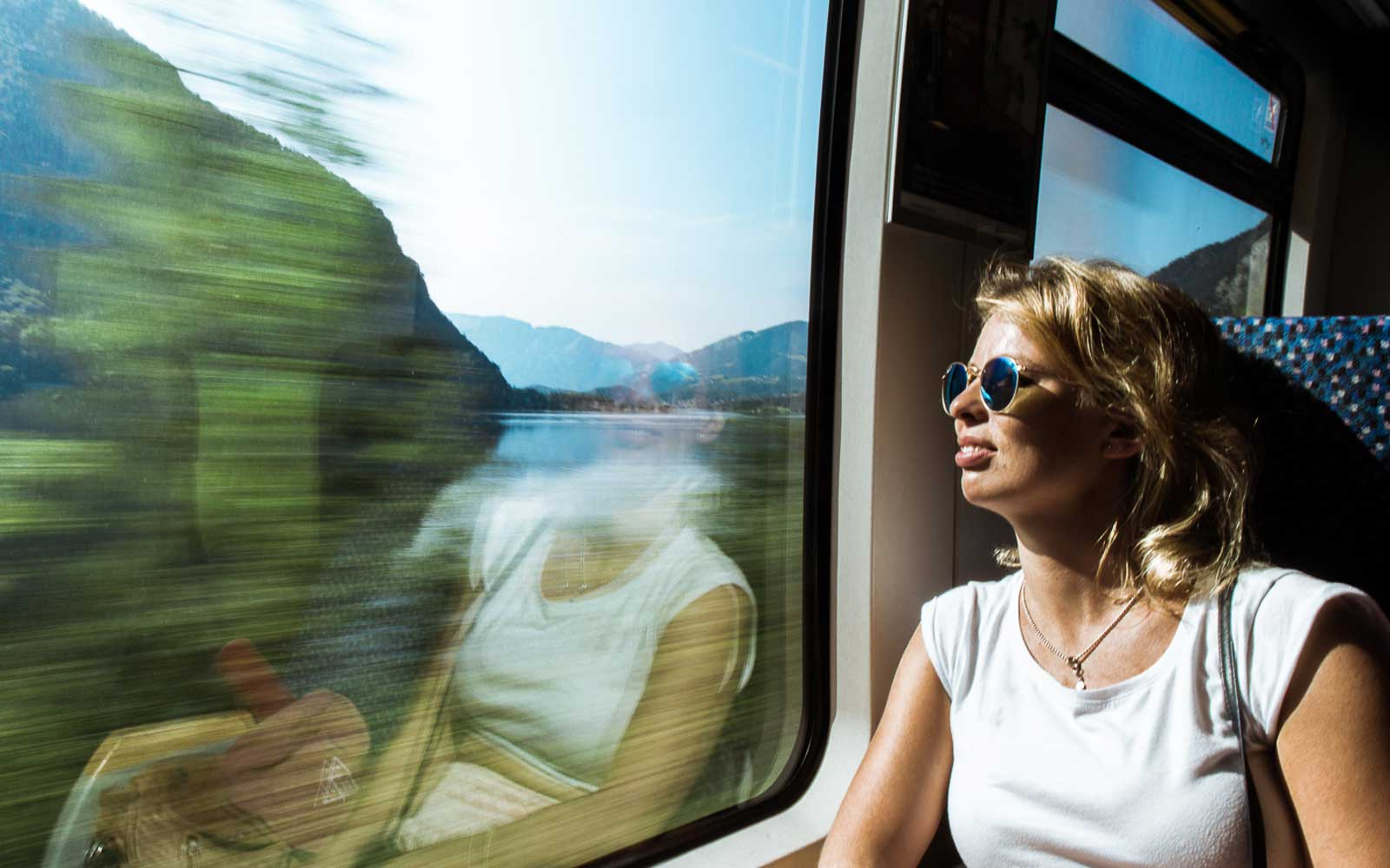 Travel Assistant Train in Austria