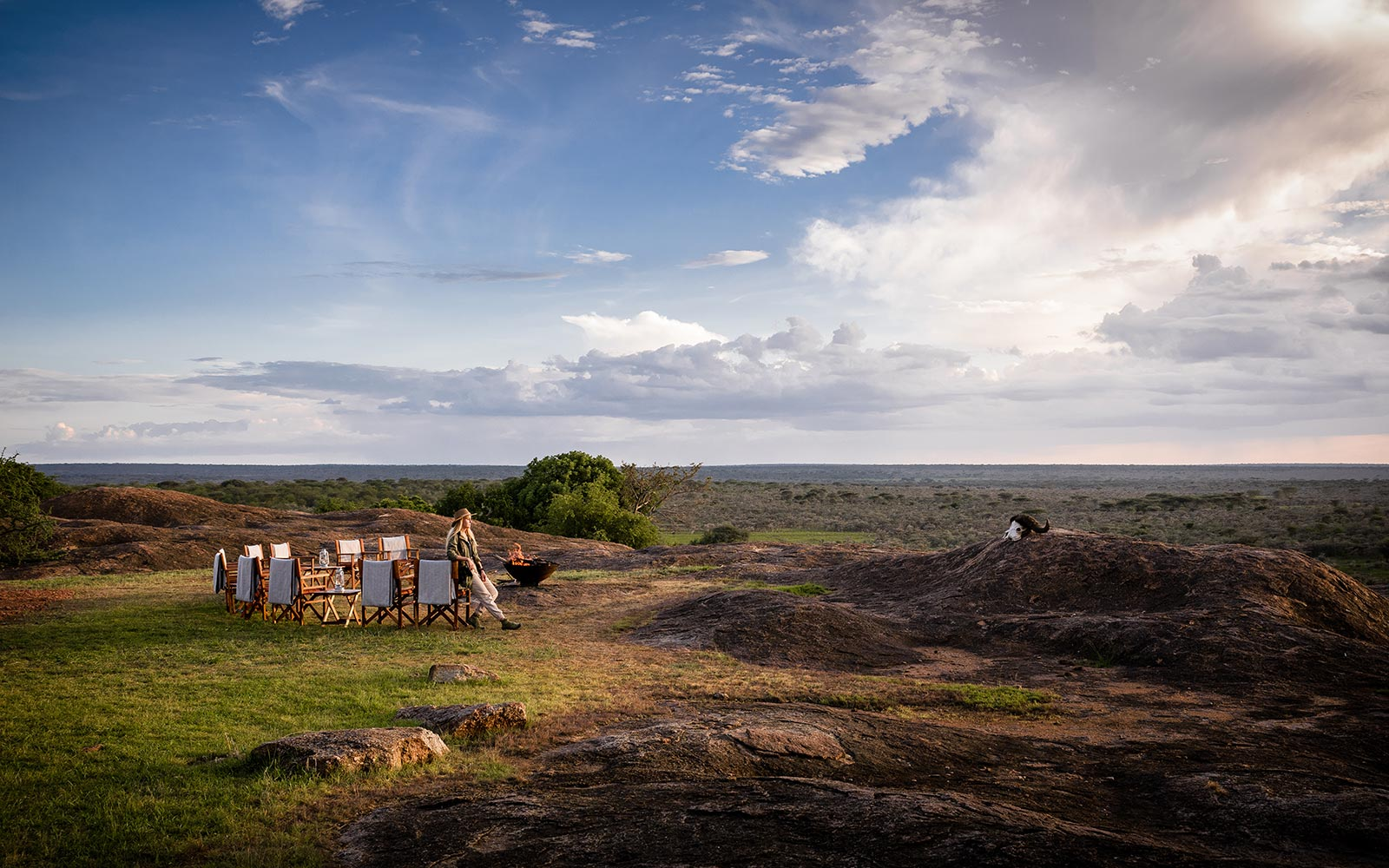 Sanctuary Retreats Kichakani Serengeti Camp Africa