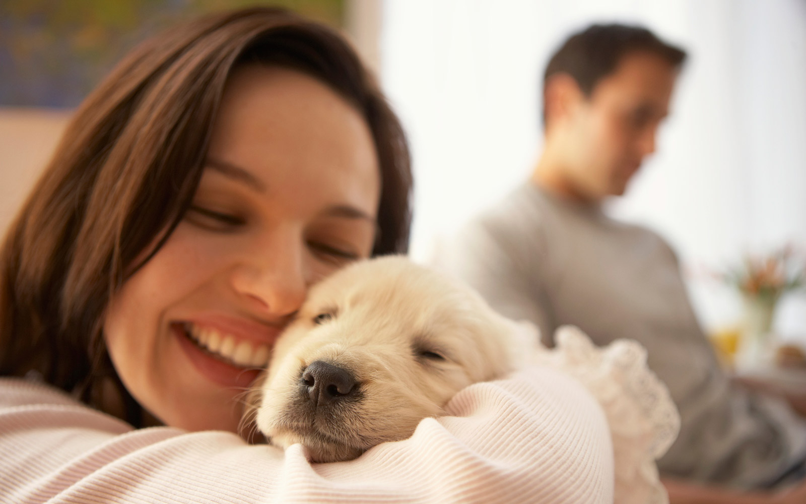 4 Companies That Offer 'Pawternity Leave' to New Dog Owners