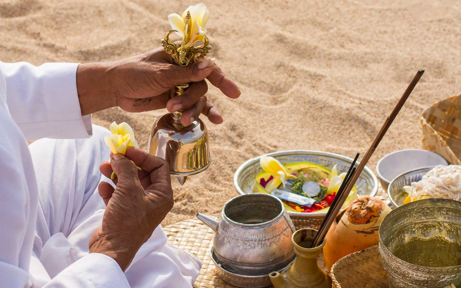 Ritz-Carlton Bali Soul Purification Ritual, #RCMemories