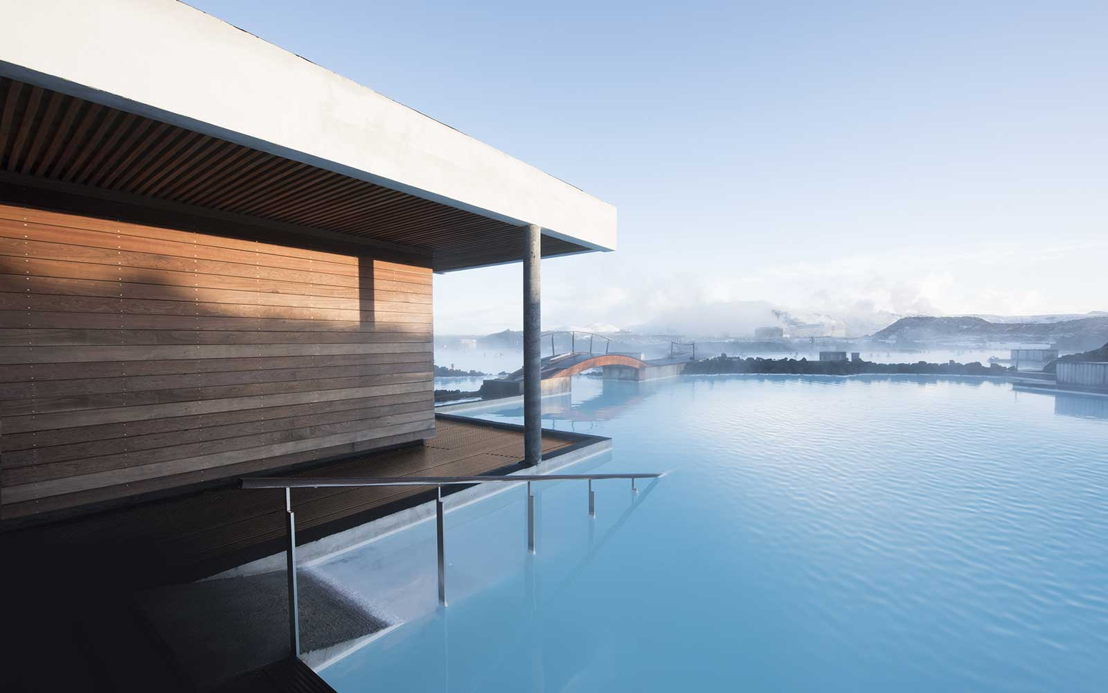 Relax in Your Own Private Lagoon at This Gorgeous Retreat in Iceland