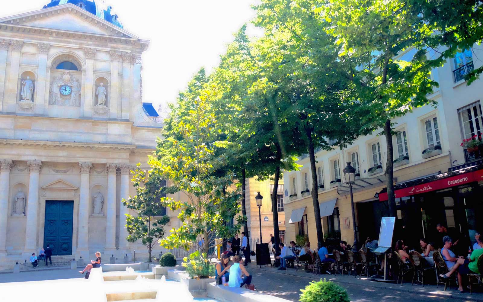 Where to Go in Paris to Find Your Favorite Writers' Old Haunts
