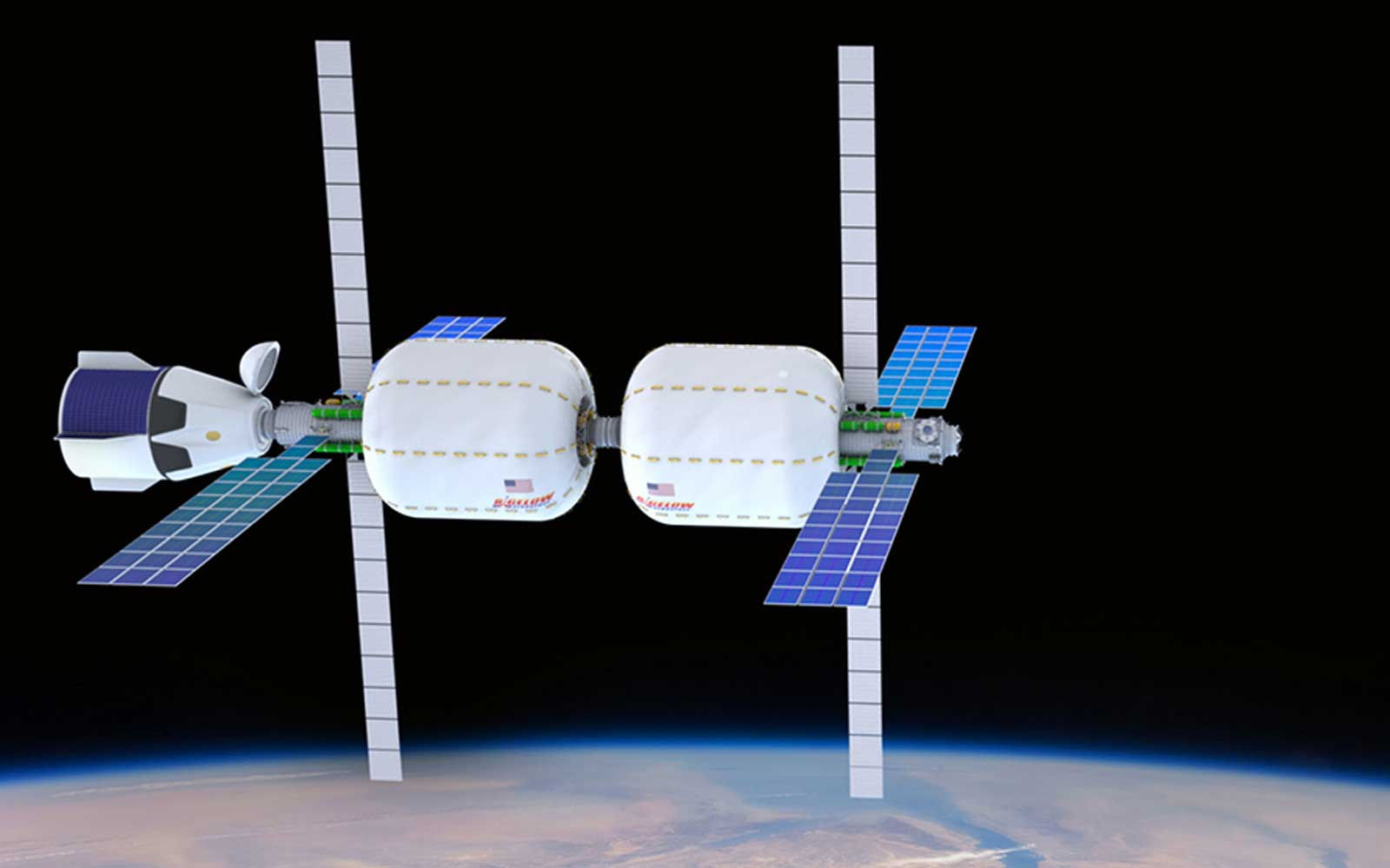 Hotel Pods That Float in Space Could Be Open by 2021