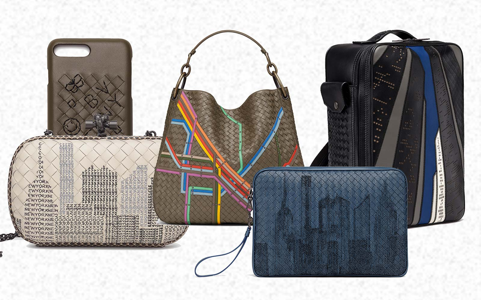 Bottega Veneta's New NYC Bags Are Perfect for Your Next Urban Adventure