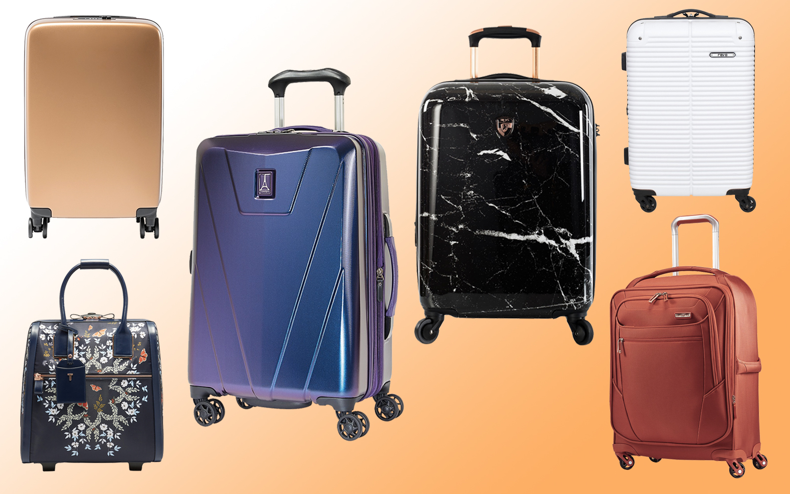 The Best Carry-on Luggage on Sale Now