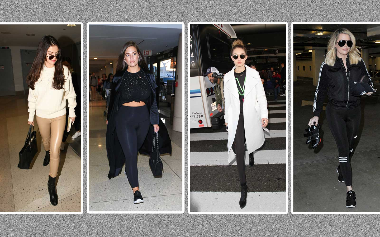 The Leggings Celebrities Love That Are Perfect for Travel
