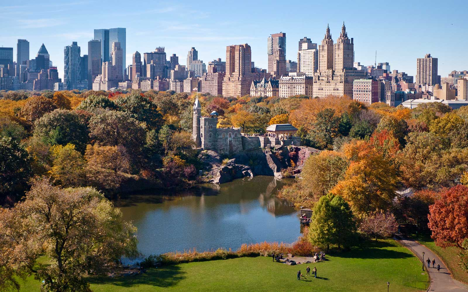 Central Park's Belvedere Castle Is Closing for All of 2018
