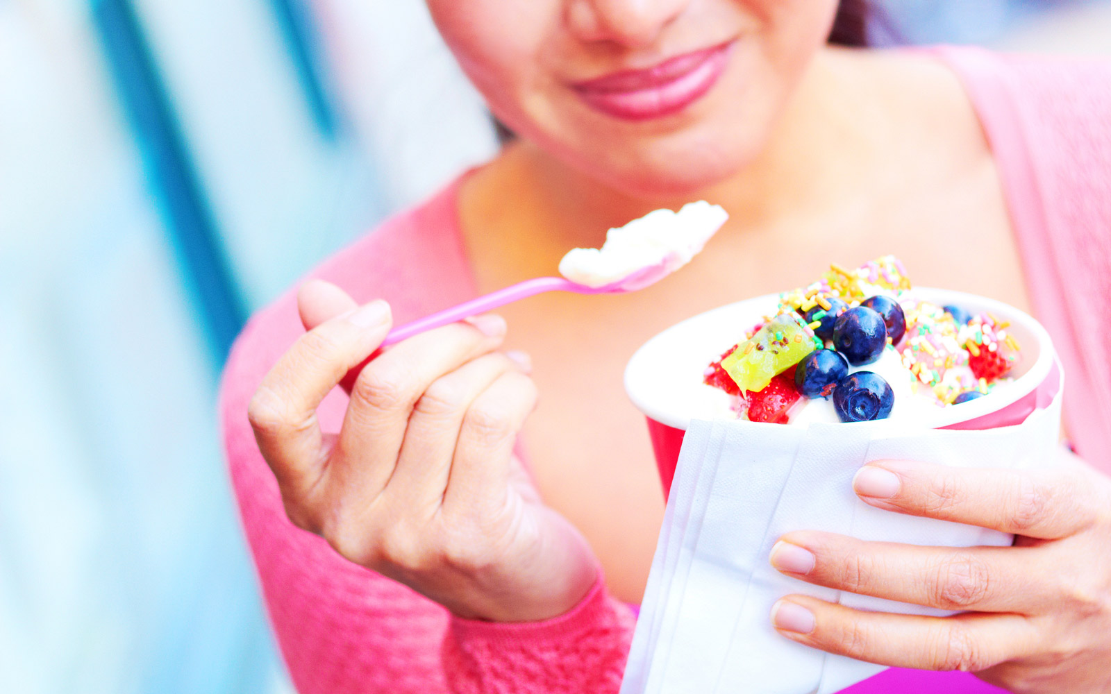 It's National Frozen Yogurt Day —Here's Where You Can Get Free Froyo