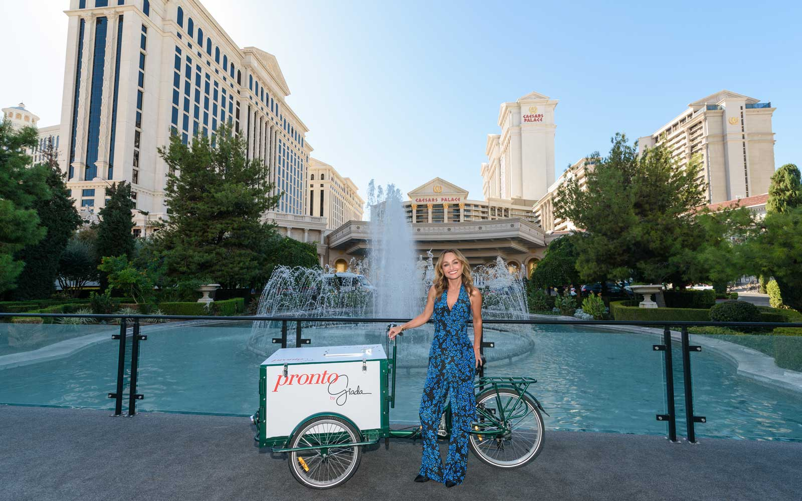 Giada De Laurentiis Just Opened the One Type of Restaurant Las Vegas Has Been Missing