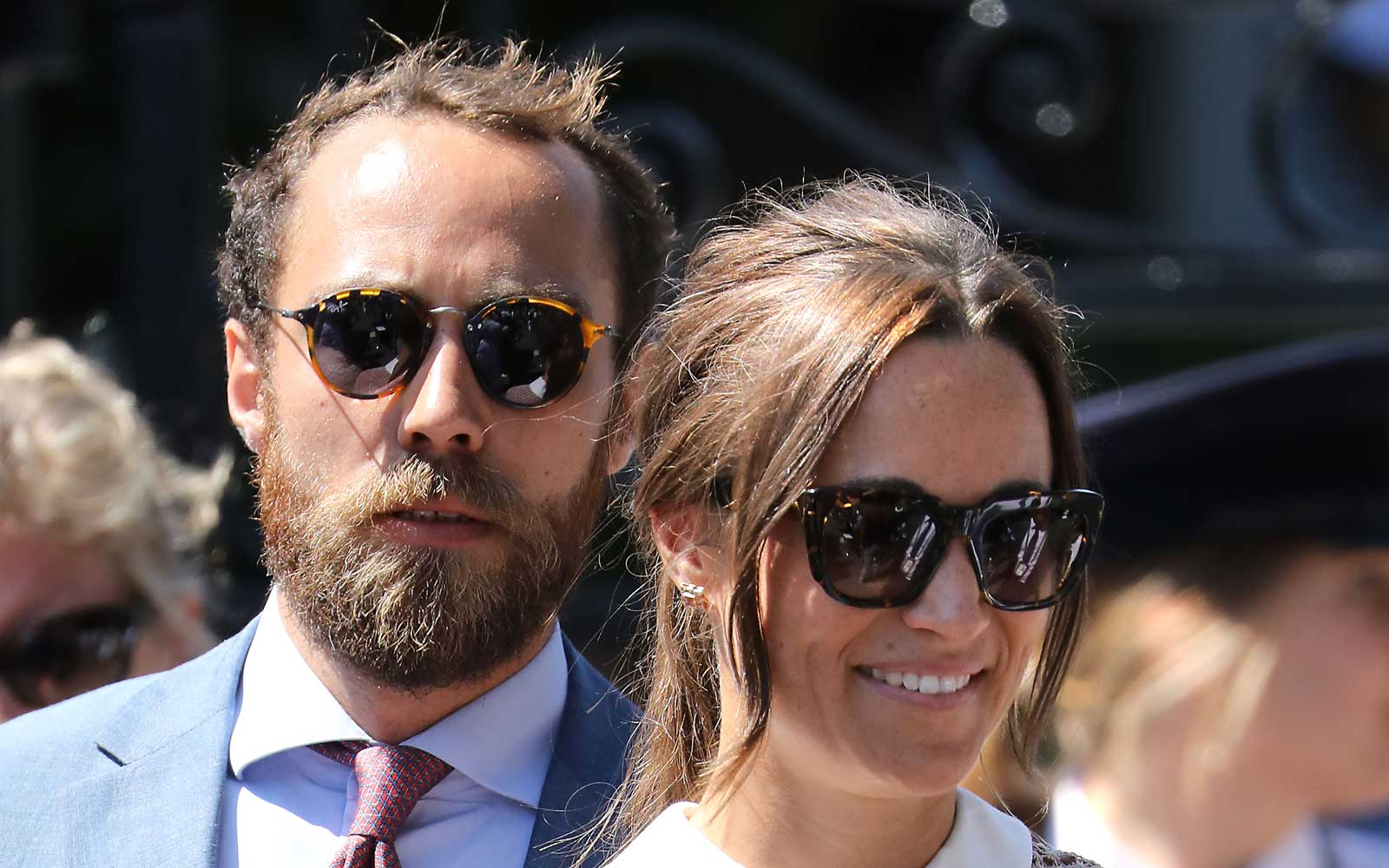 Pippa Middleton Took Her Brother James on a Post-breakup Ski Trip