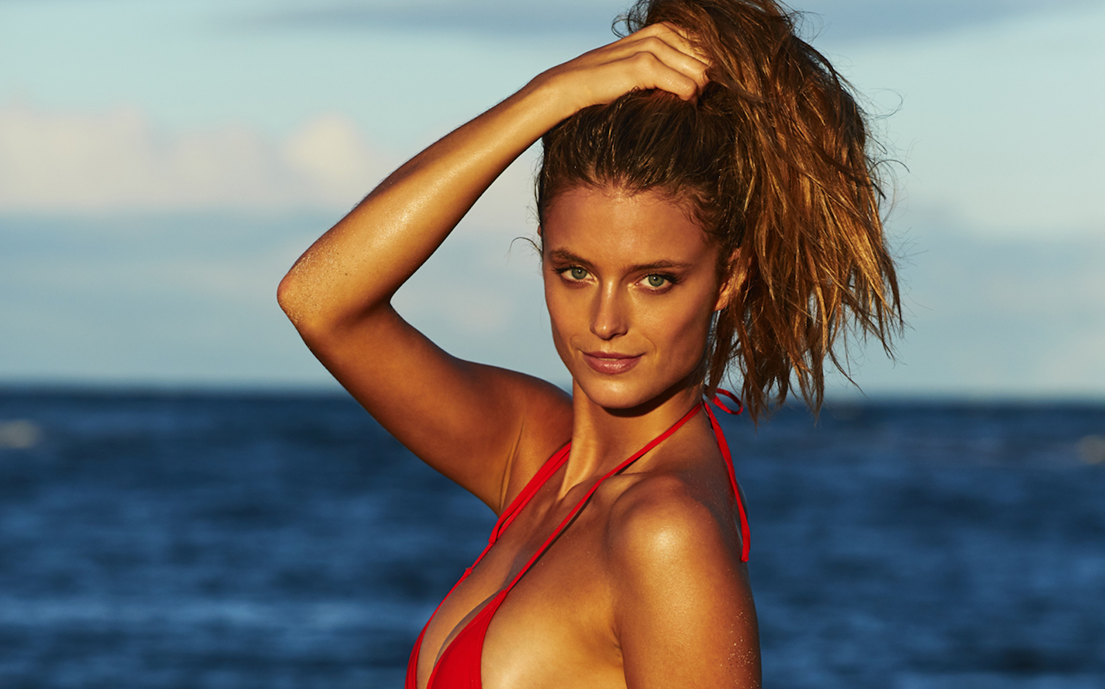 Model Kate Bock in the 2018 Sports Illustrated Swimsuit Issue