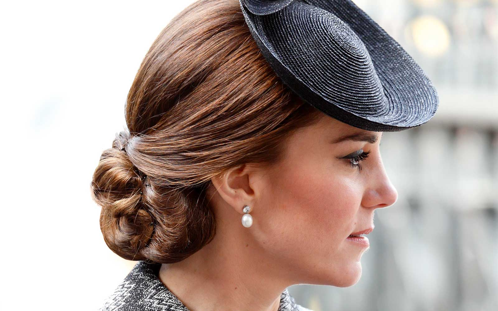 Kate Middleton's $7 Secret to the Perfect Bun Every Time