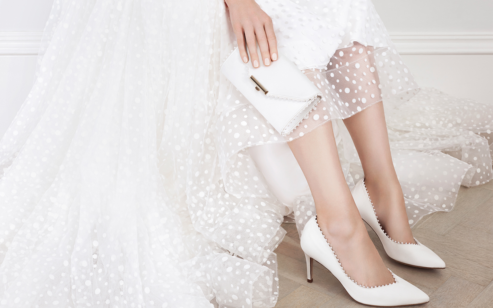 Kate Middleton's Go-to Designers Just Created a Bridal Shoe Collection Worthy of a Royal Wedding