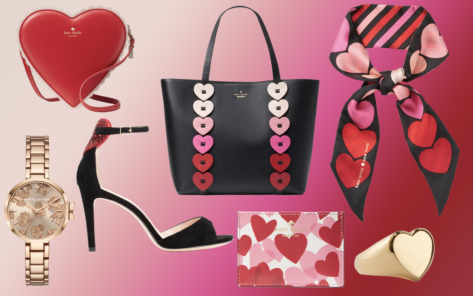 Super-Cute Kate Spade Gifts Just in Time for Valentine's Day