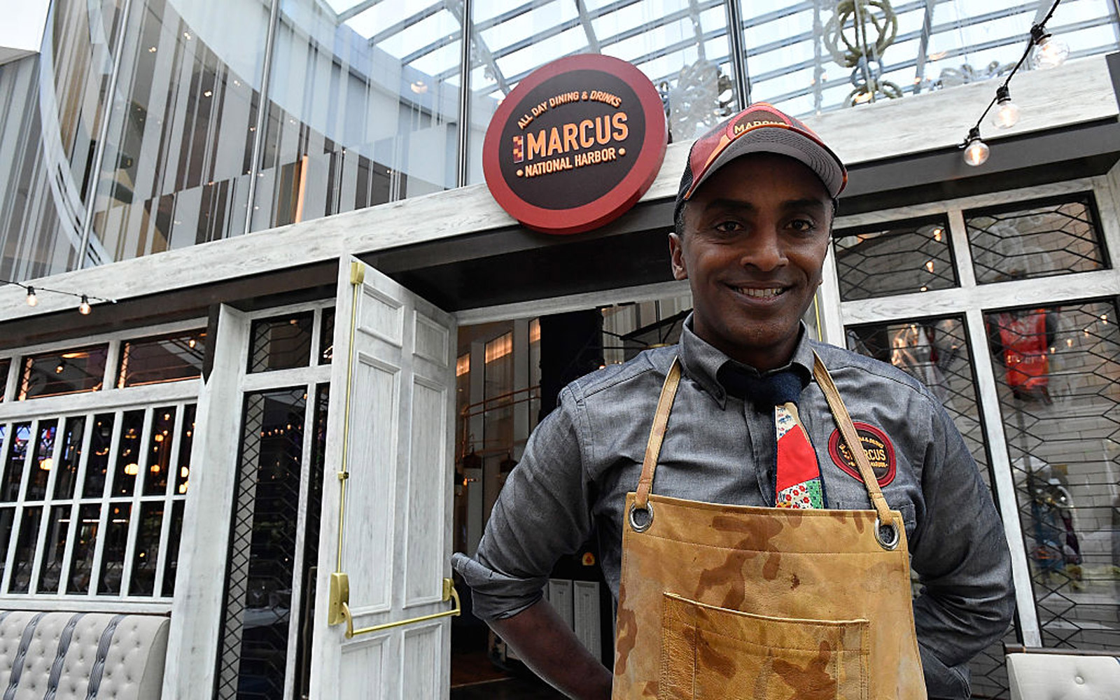 Celebrity Chef Marcus Samuelsson Is About to Launch Your New Favorite Travel Show