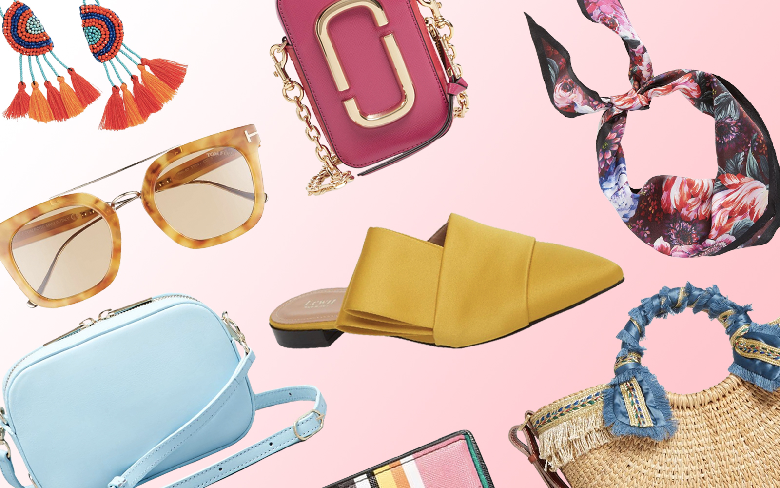 Nordstrom's 40% Off Sale Is the Perfect Chance to Stock up on Summer Accessories