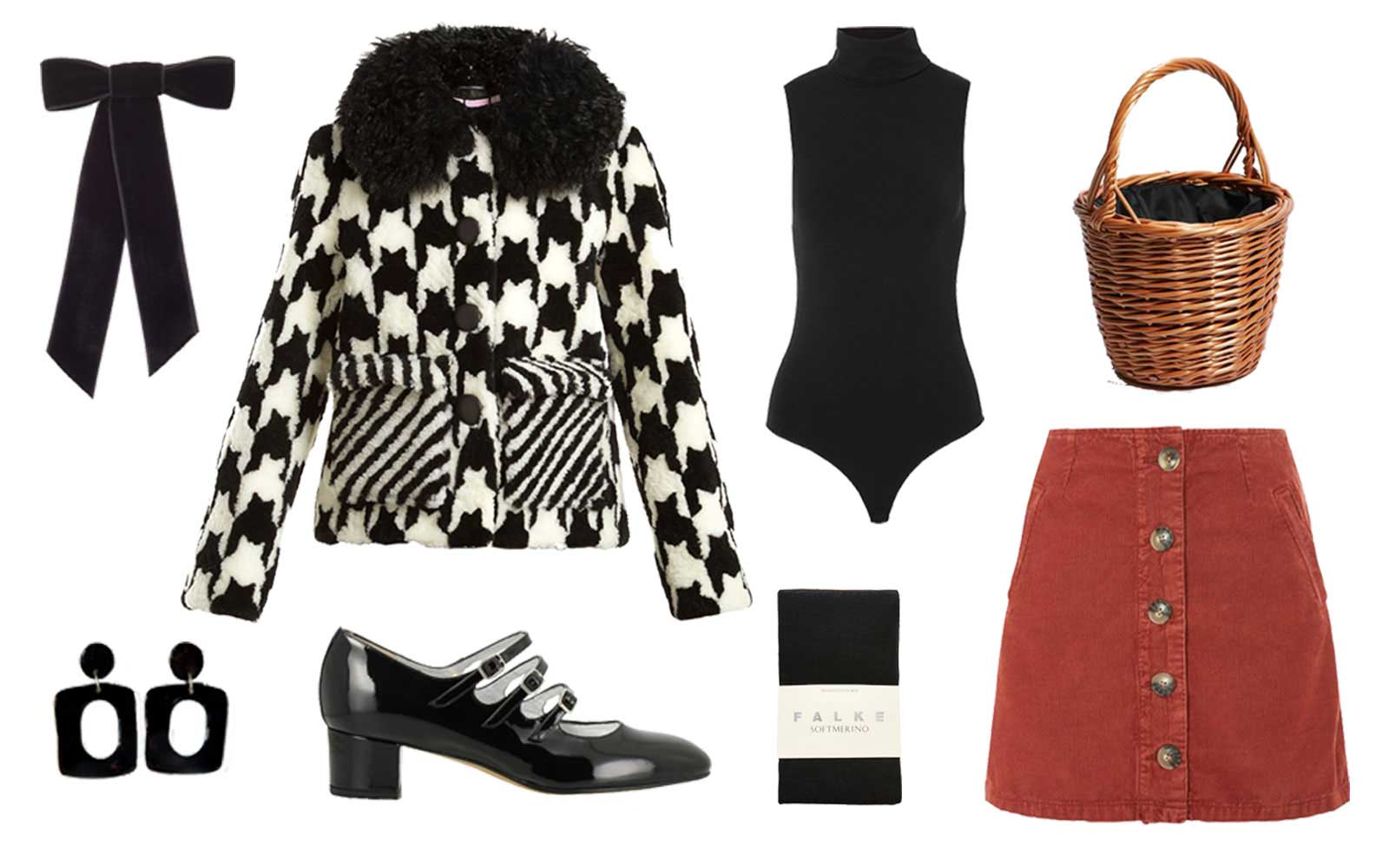 What to wear for a day of shopping in Paris