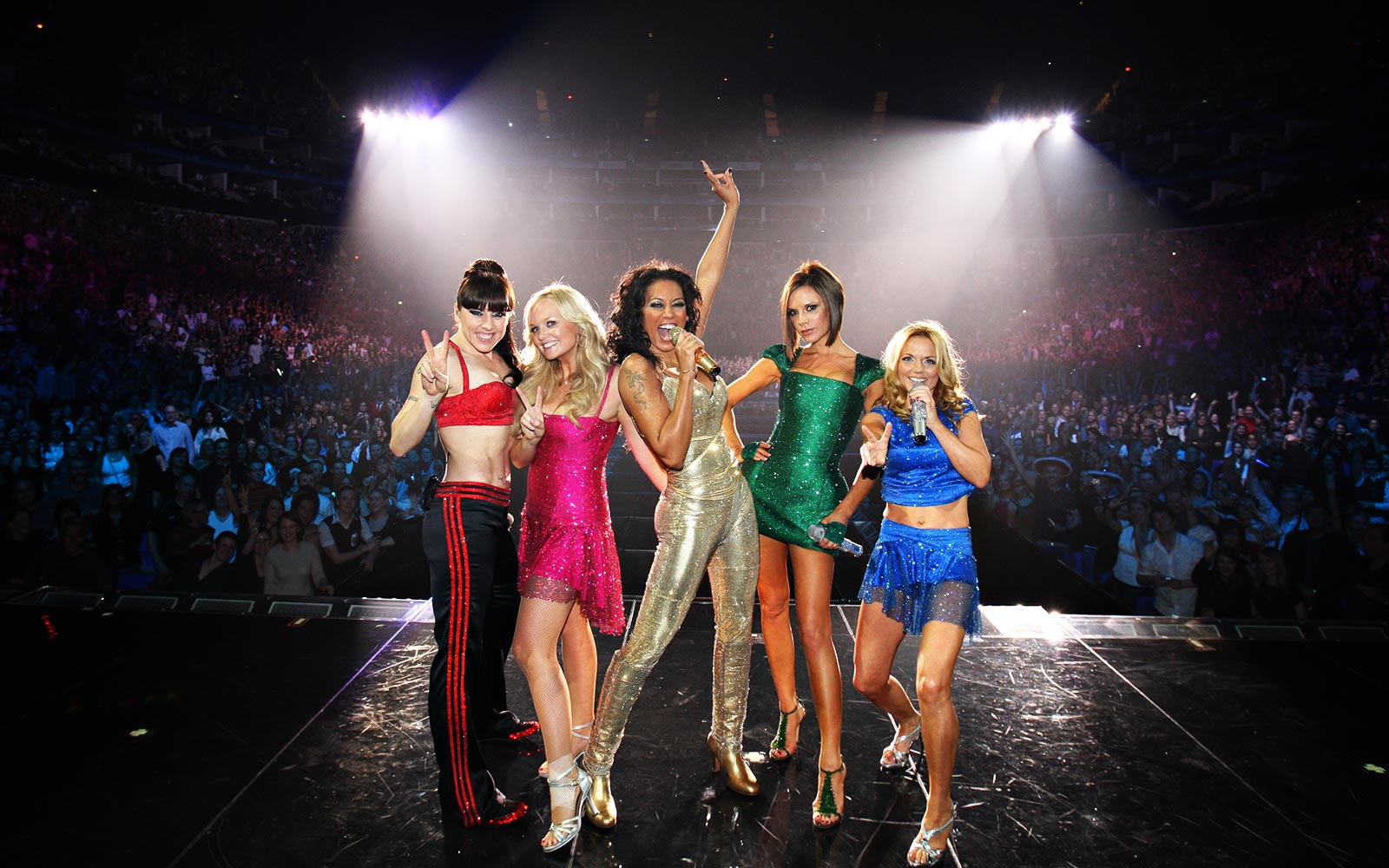 Spice Girls Reunion Concert World Tour