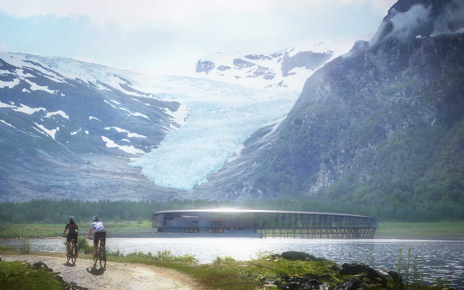 Svart Hotel On A Fjord In Norway Will Have Breathtaking