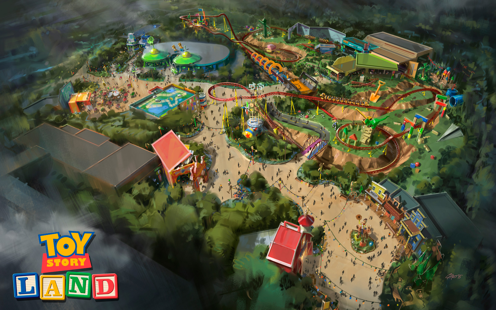 Disney Just Announced Toy Story Land's Opening Date
