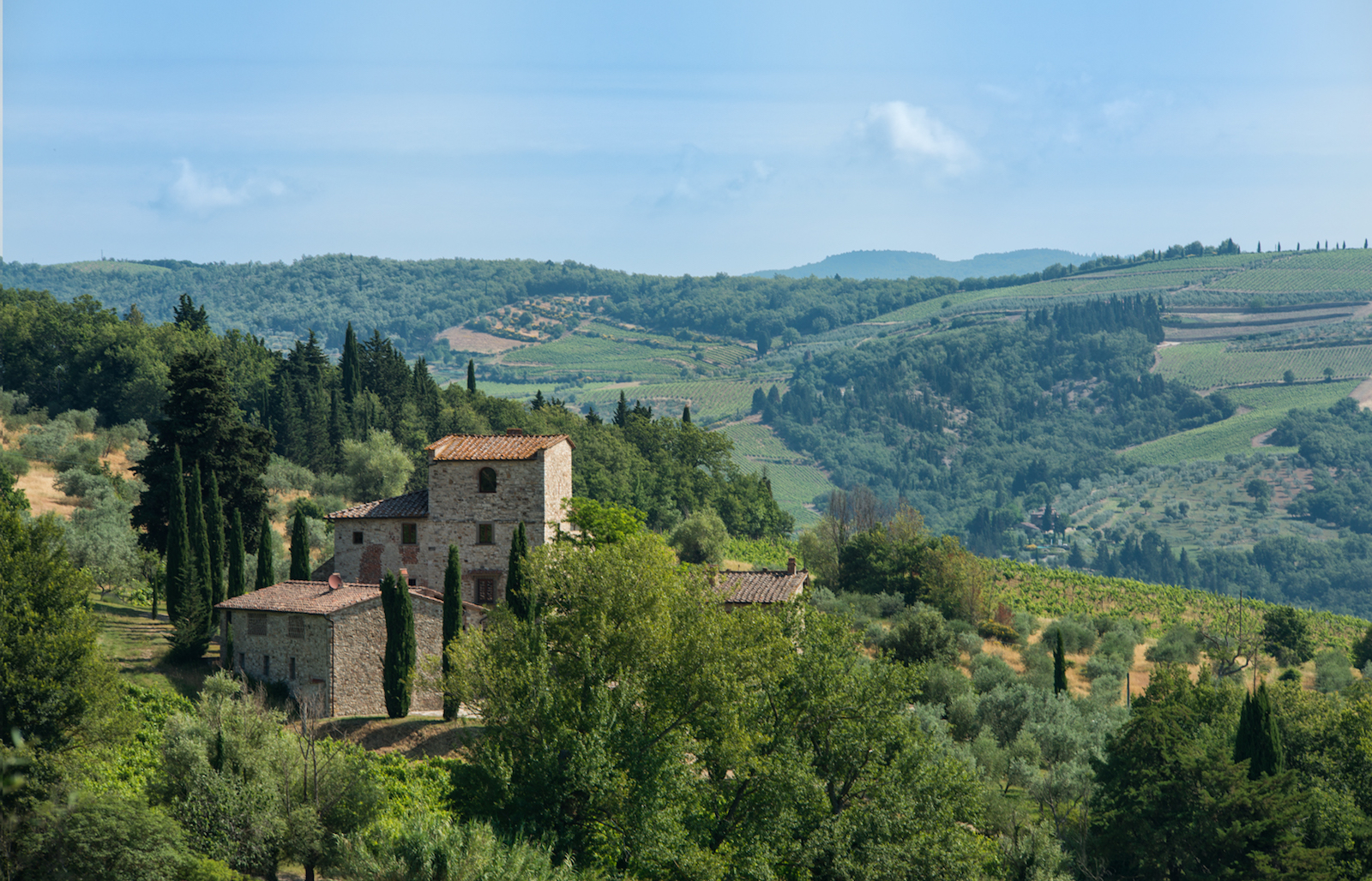Michelangelo's Villa in Tuscany Is for Sale
