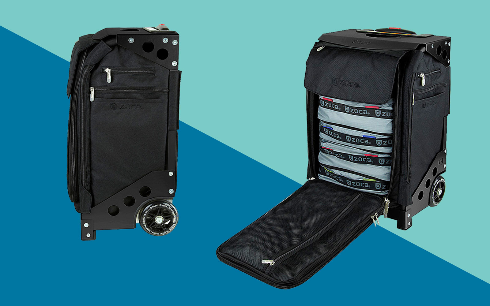 The Best Carry-on Suitcase for Unorganized Travelers