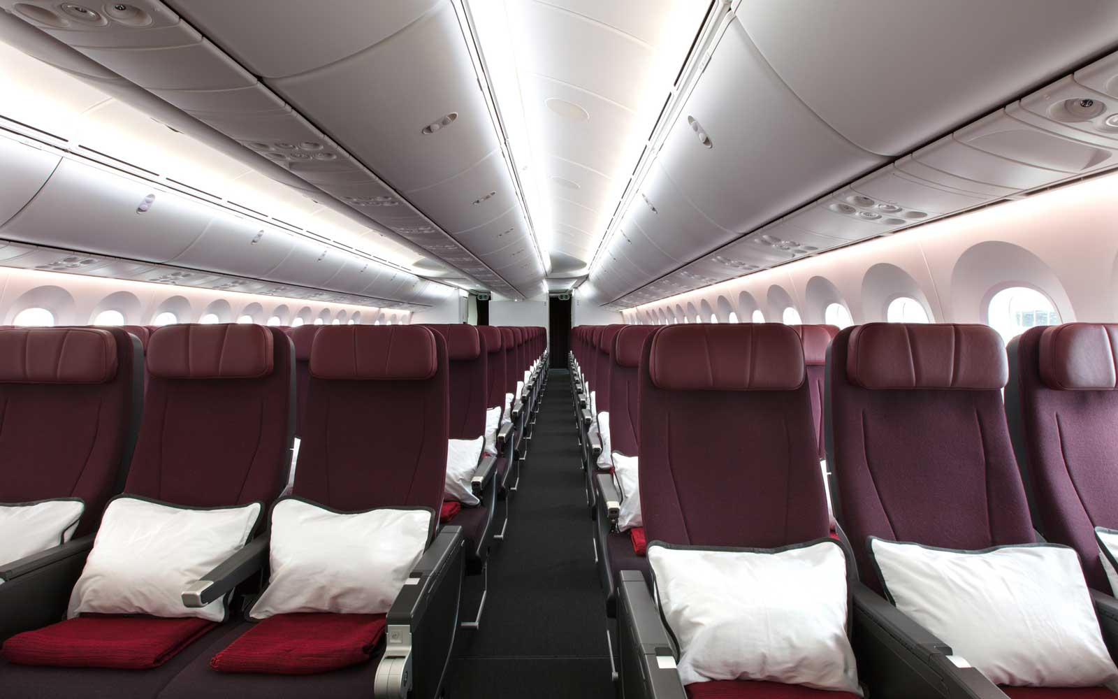 17 Ways Qantas Is Going to Make a 17-hour Flight Comfortable for Passengers