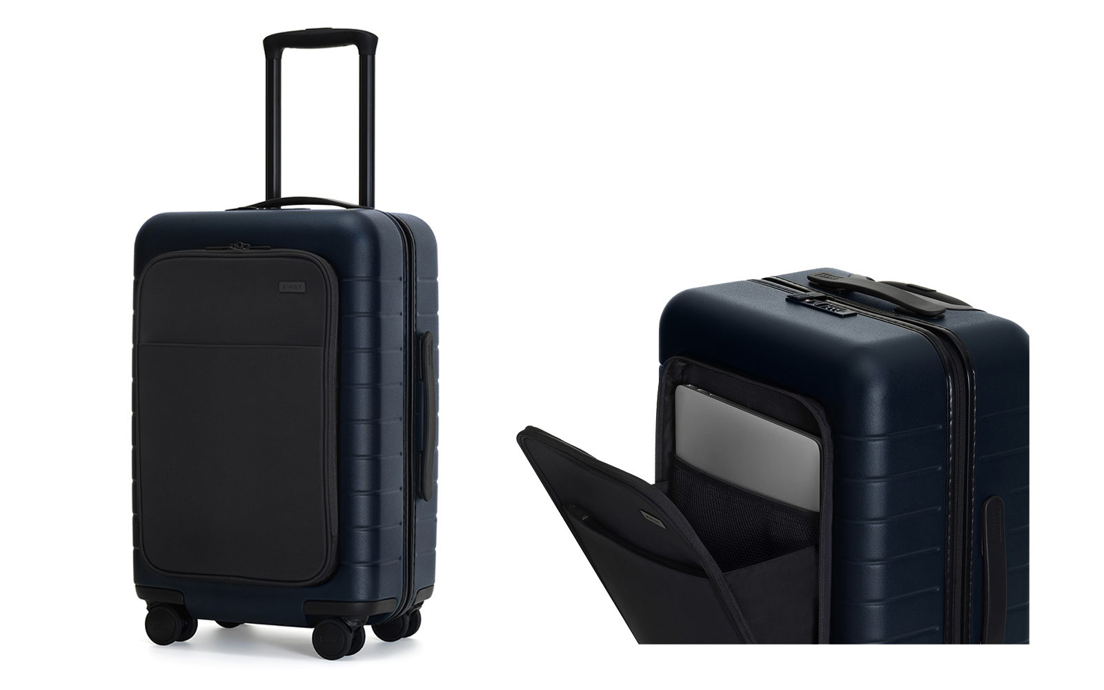 Away The Carry-On with Pocket