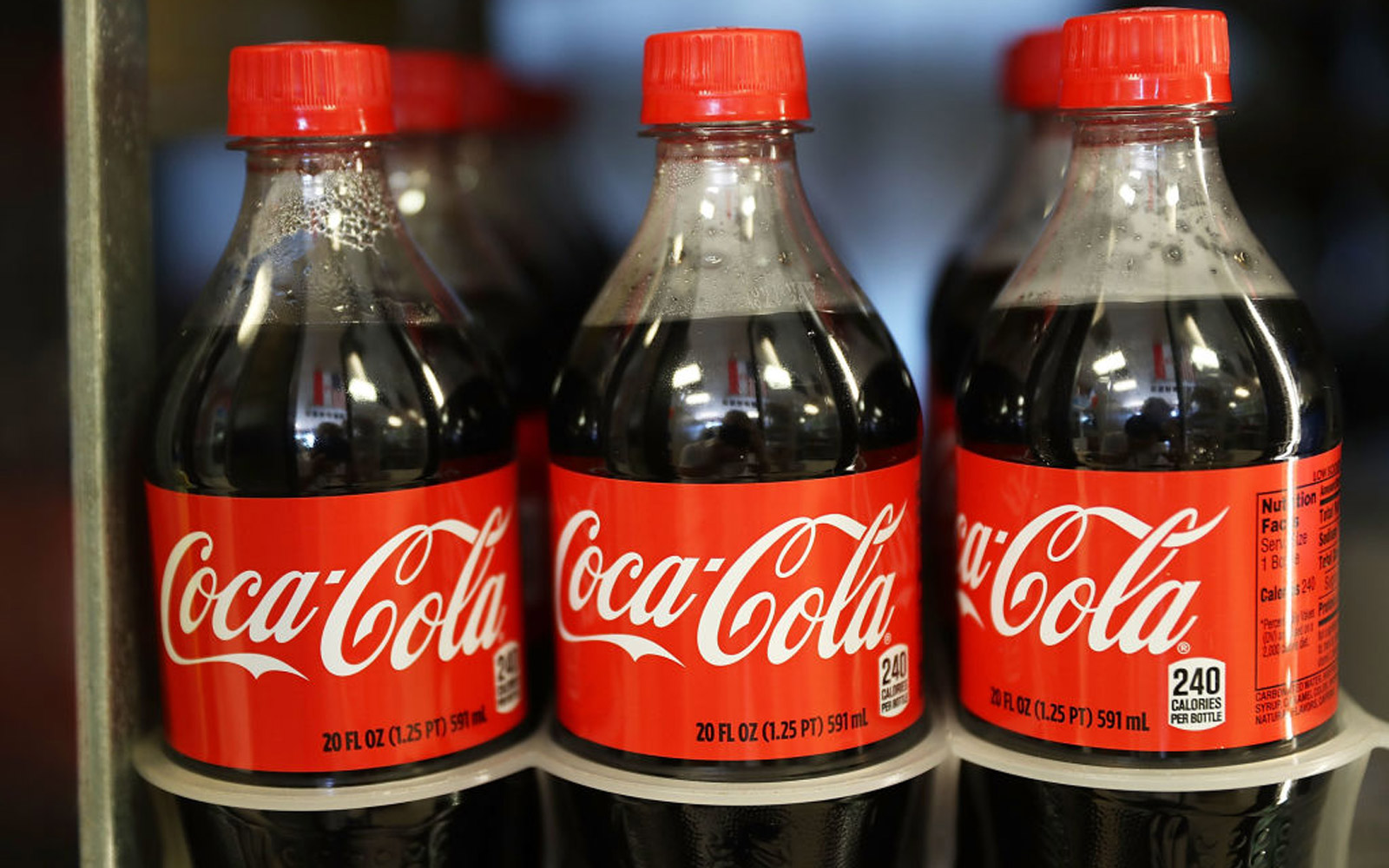 Coca Cola To Cut 1200 Corporate Jobs As Earnings Slump Continues