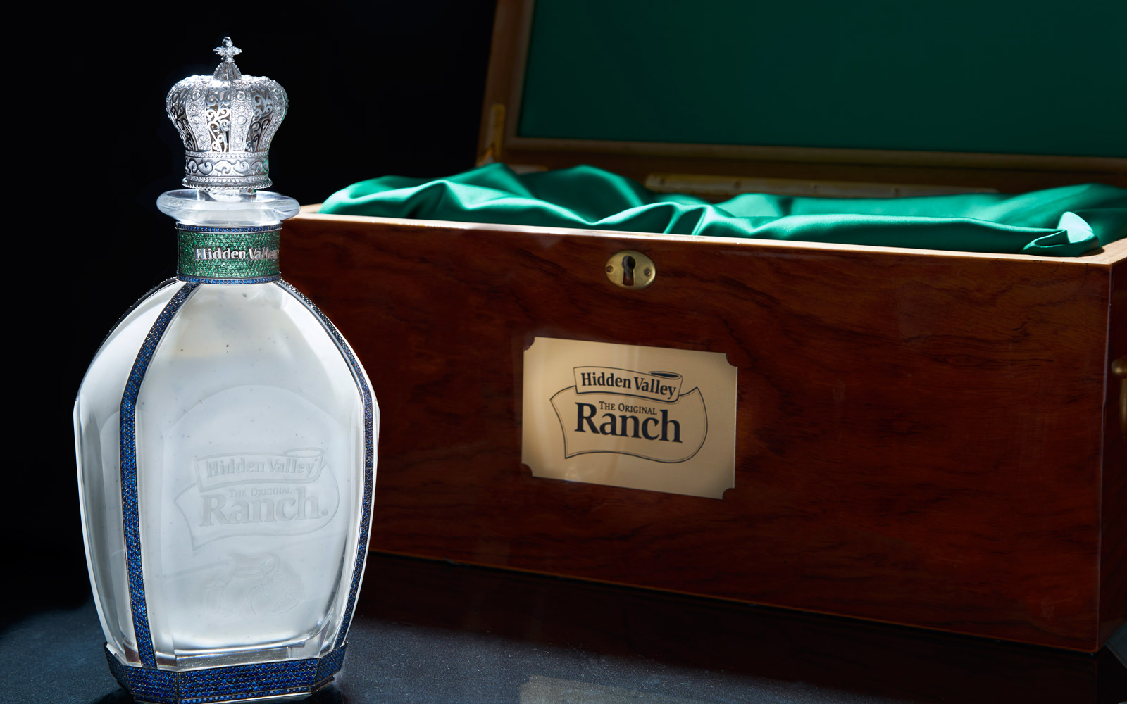 Hidden Valley Is Giving Away a $35K Bottle of Ranch Dressing to Celebrate the Royal Wedding