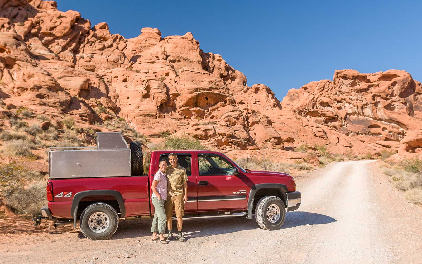 How to Take the Best Road Trip of Your Life, According to a Couple That's Been on the Road for 11 Years