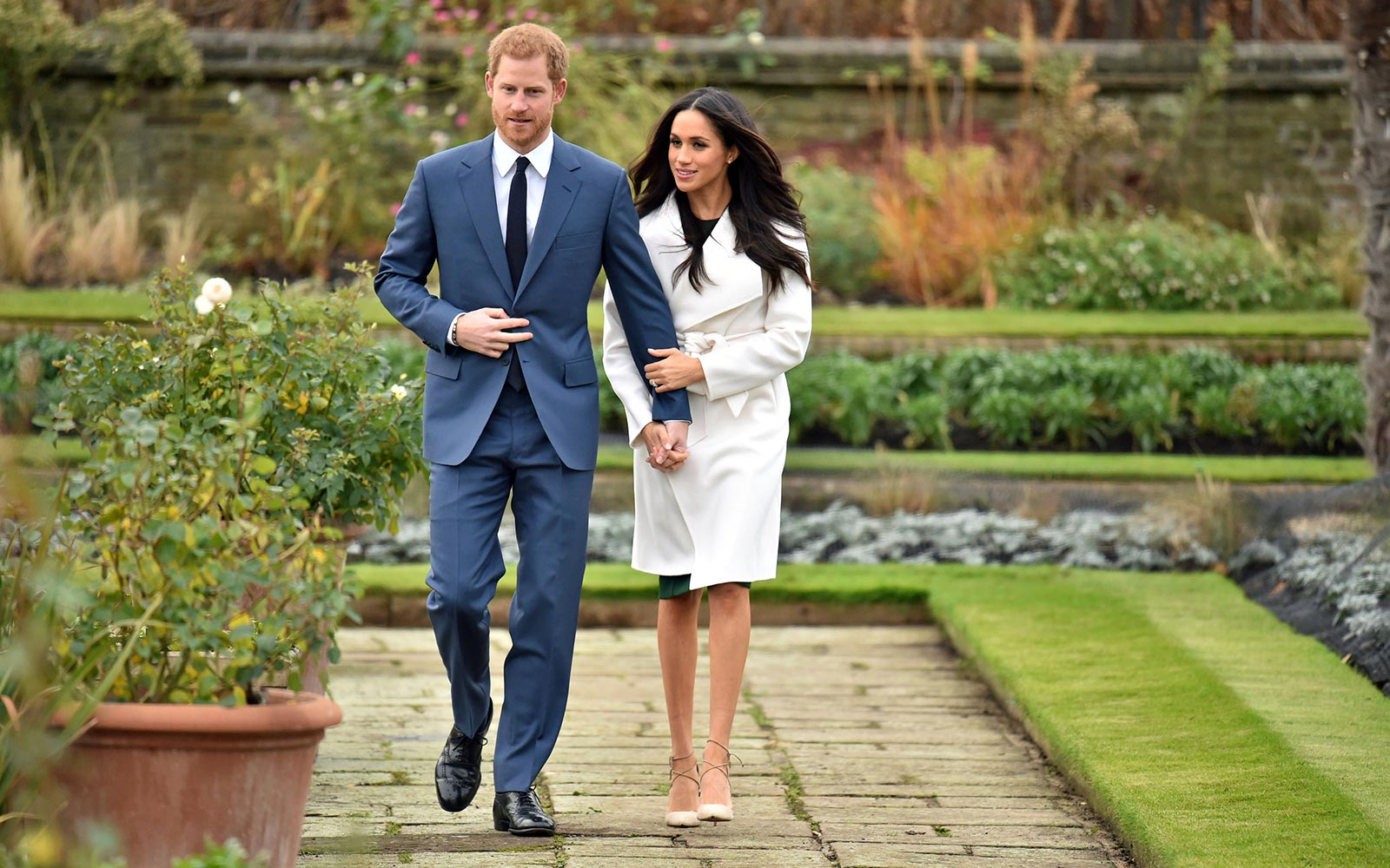 Prince Harry and Meghan Markle Have Officially Sent Out Their Royal Wedding Invitations