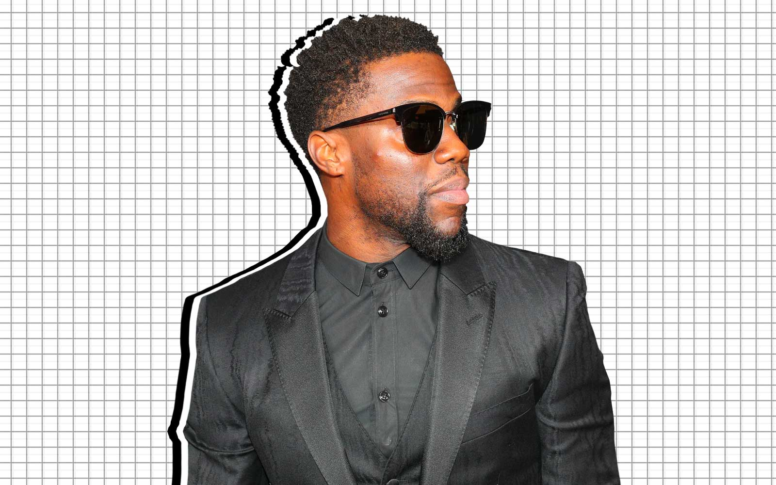 Kevin Hart's Carry-on Essentials Are Surprisingly Not Funny at All