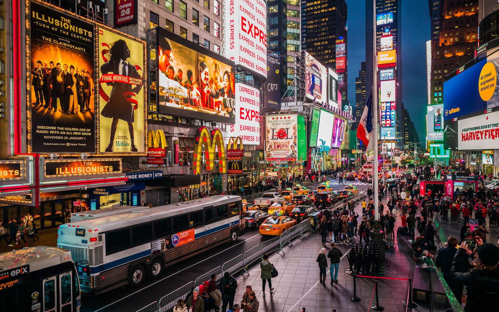 New York City Just Saw Its Highest Number of Tourists Yet