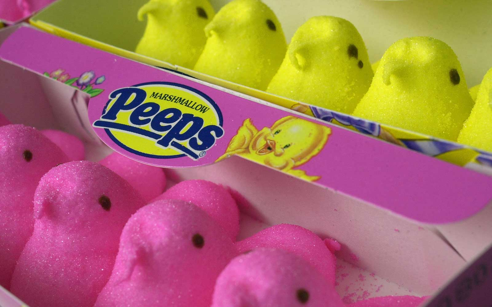 You Can Celebrate Easter With Peeps-flavored Beer This Year