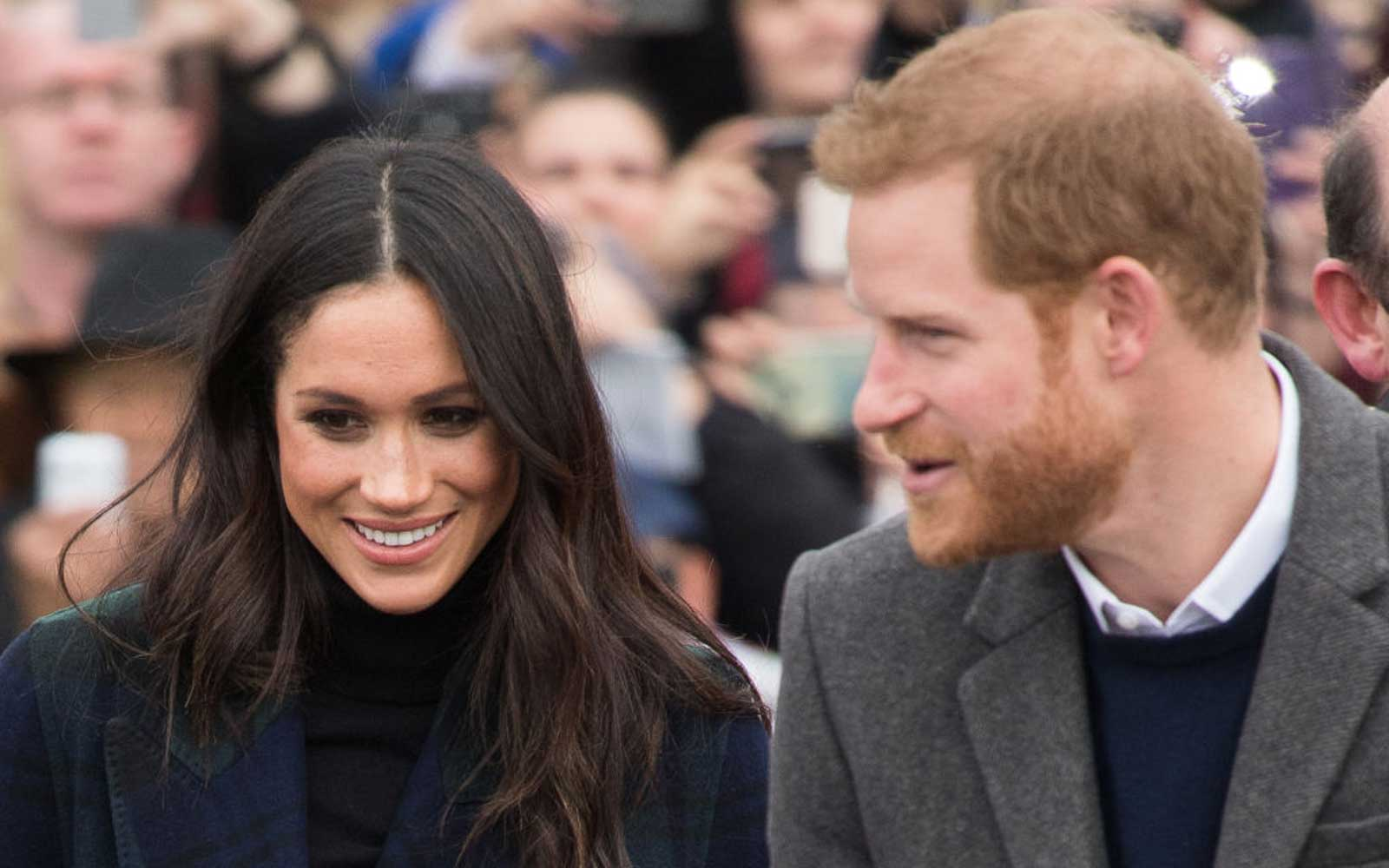 Prince Harry and Meghan Markle Just Dropped Big News About Some Special Wedding Guests