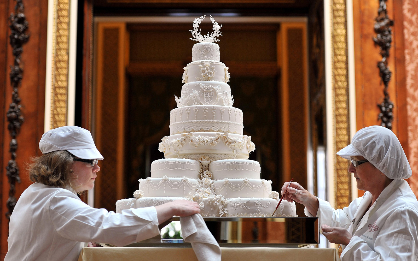 Here's What Kind of Cake Prince Harry and Meghan Markle Will Have for Their Wedding Day