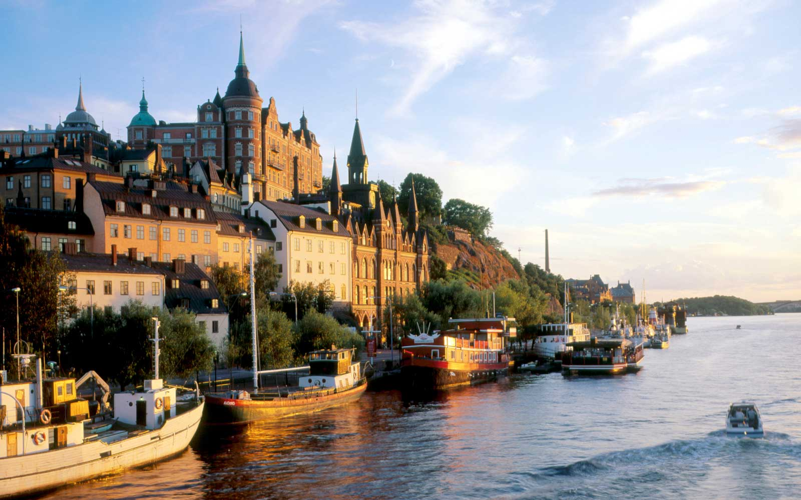You Can Find Cheap Flights to Sweden During Peak Summer