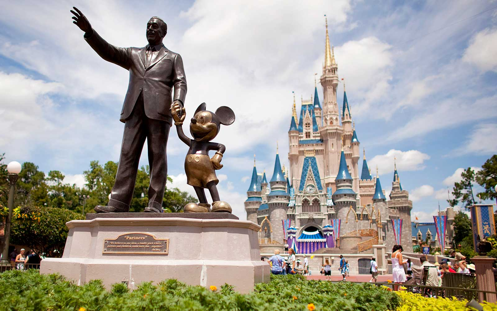 Walt Disney World theme park