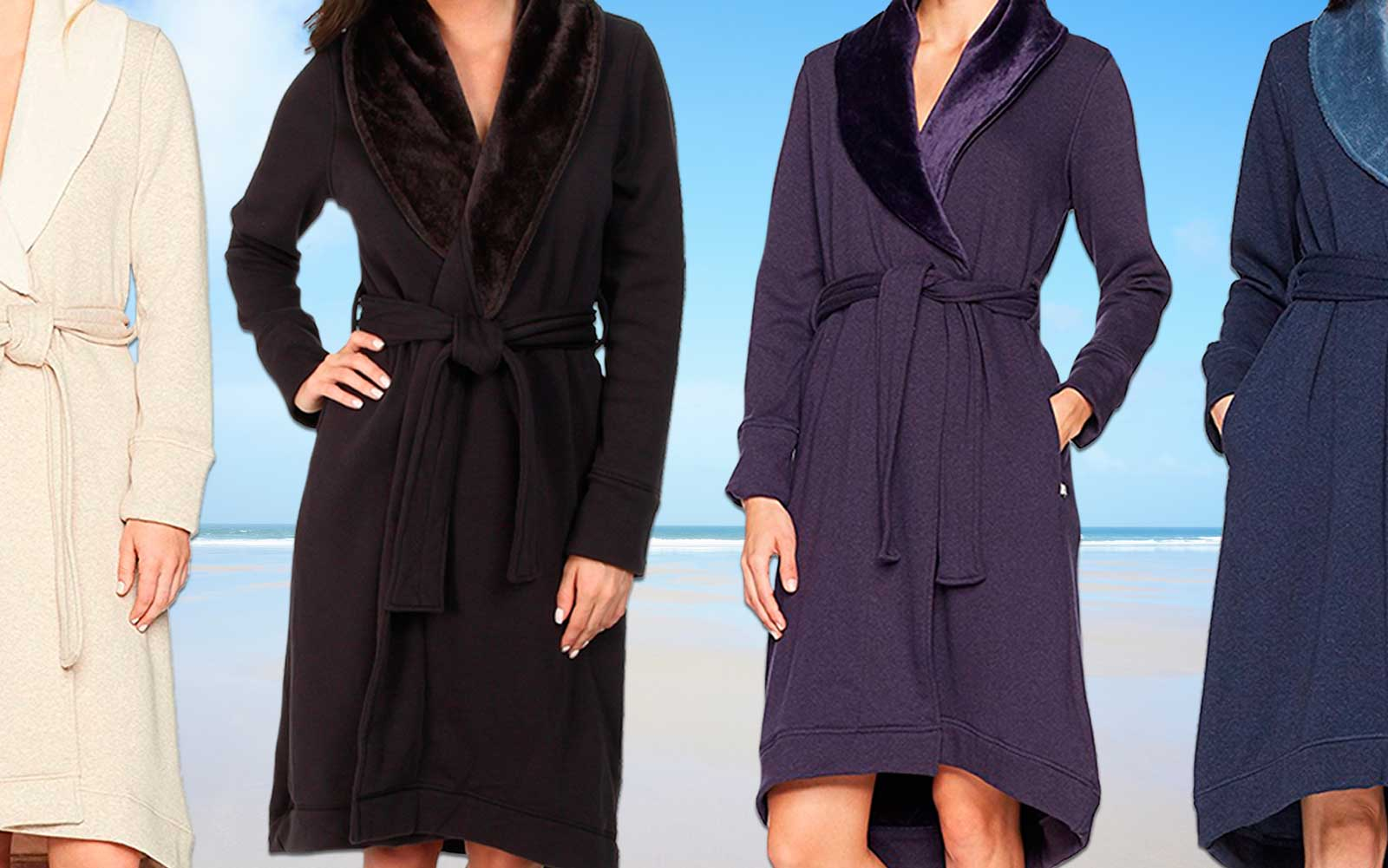 The Ugg Duffield Robe Is the Easiest Way to Have a Luxury Staycation