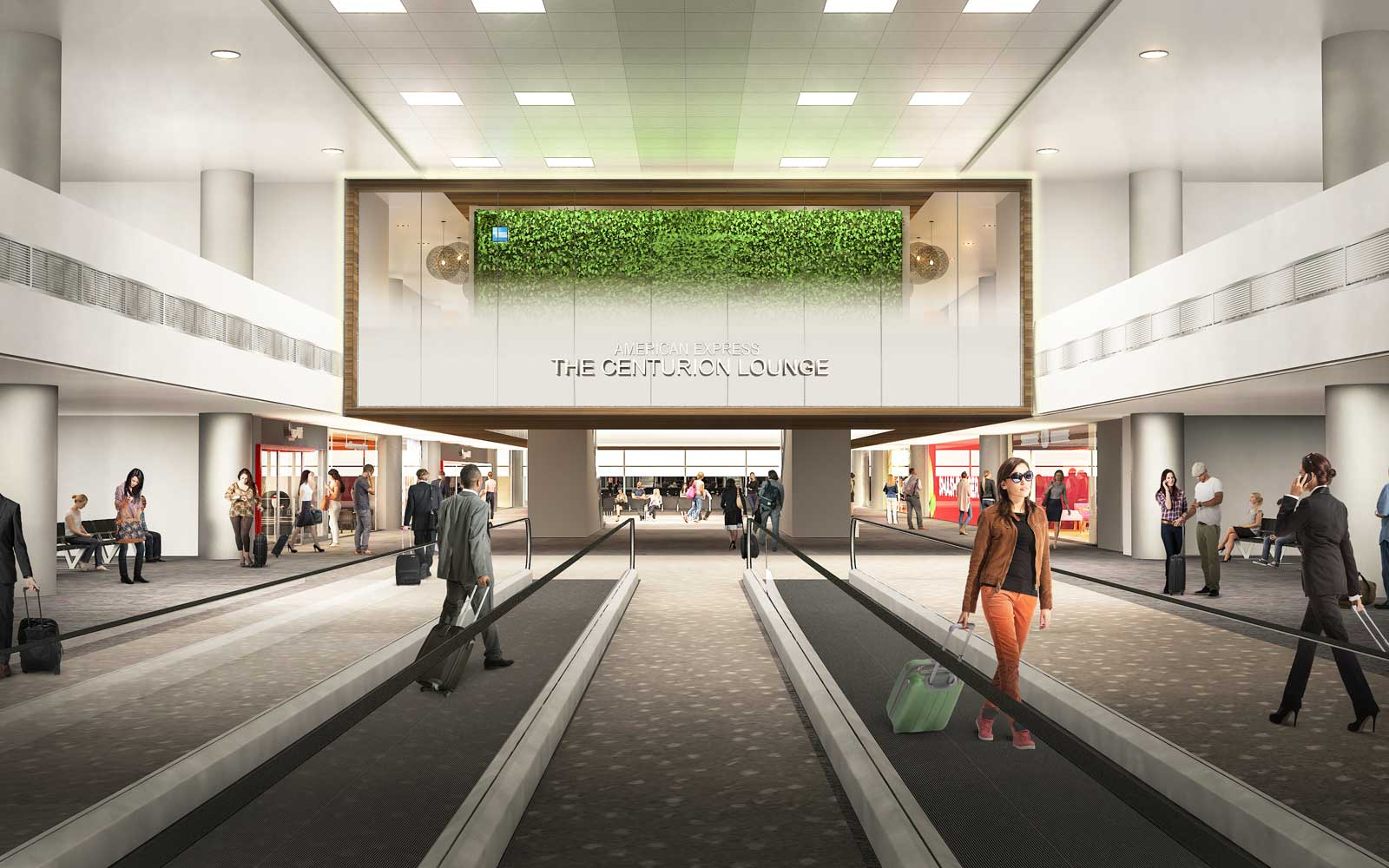 American Express Is Bringing Centurion Lounge Luxury to Denver Airport