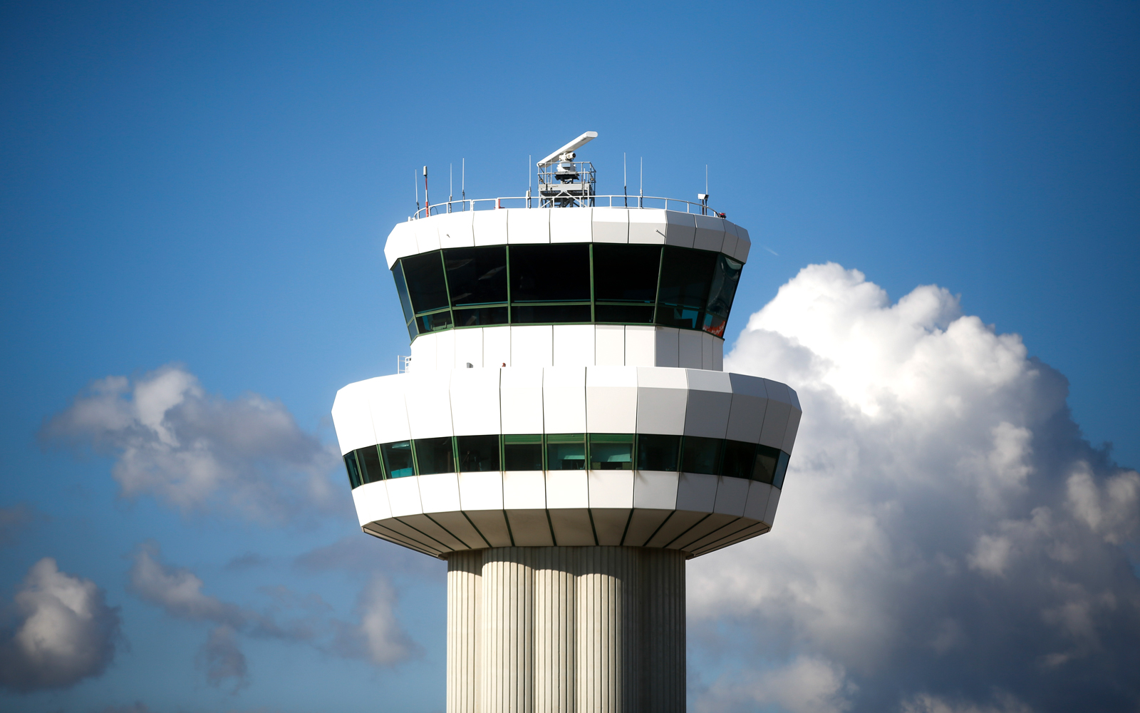 London Gatwick Air Traffic Control Tower