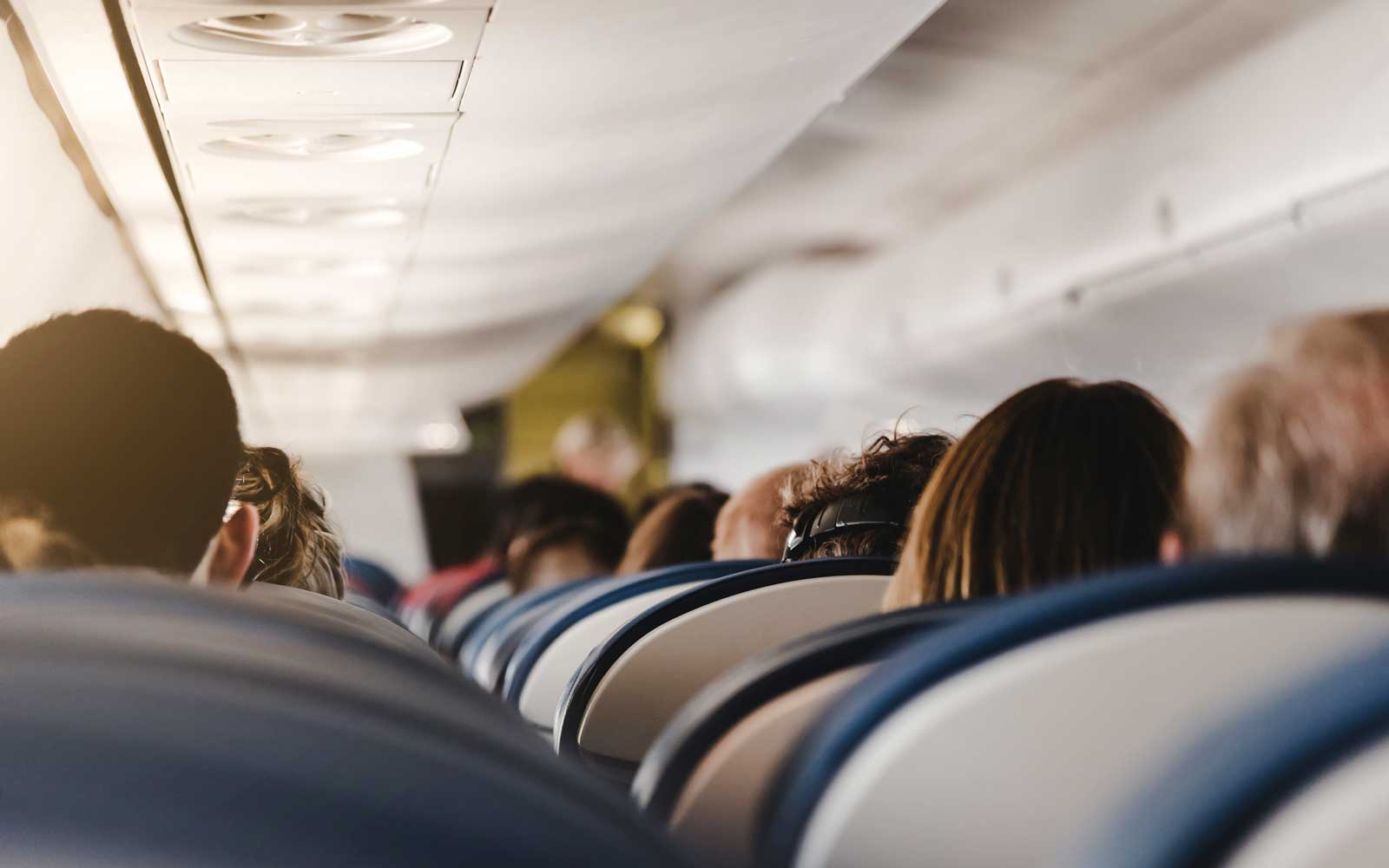 Why You Should Always Check Your Seat Assignment a Week Before Your Flight