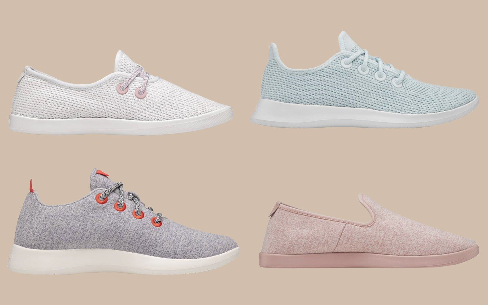 Allbirds Launched a Collection of Its Cult-favorite Comfy Sneakers at Nordstrom