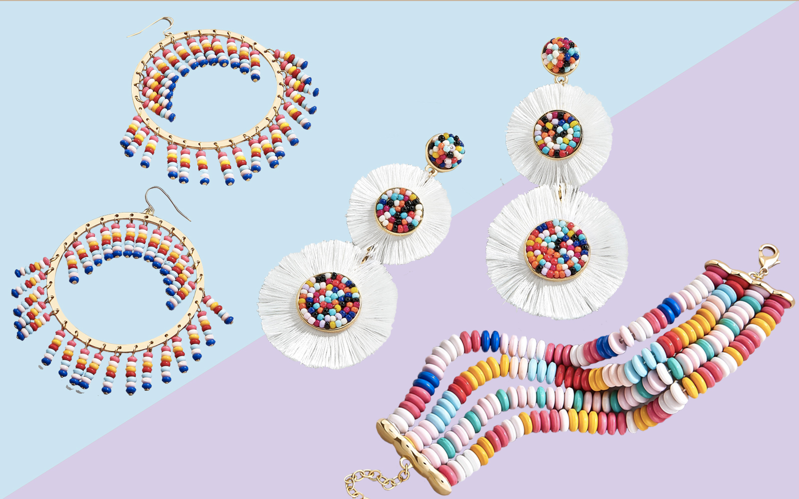 Gear up for Coachella With BaubleBar's New Festival Collection