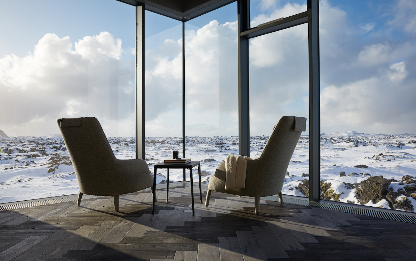 Iceland s blue lagoon finally has a luxury hotel travel for Blue lagoon iceland accommodation