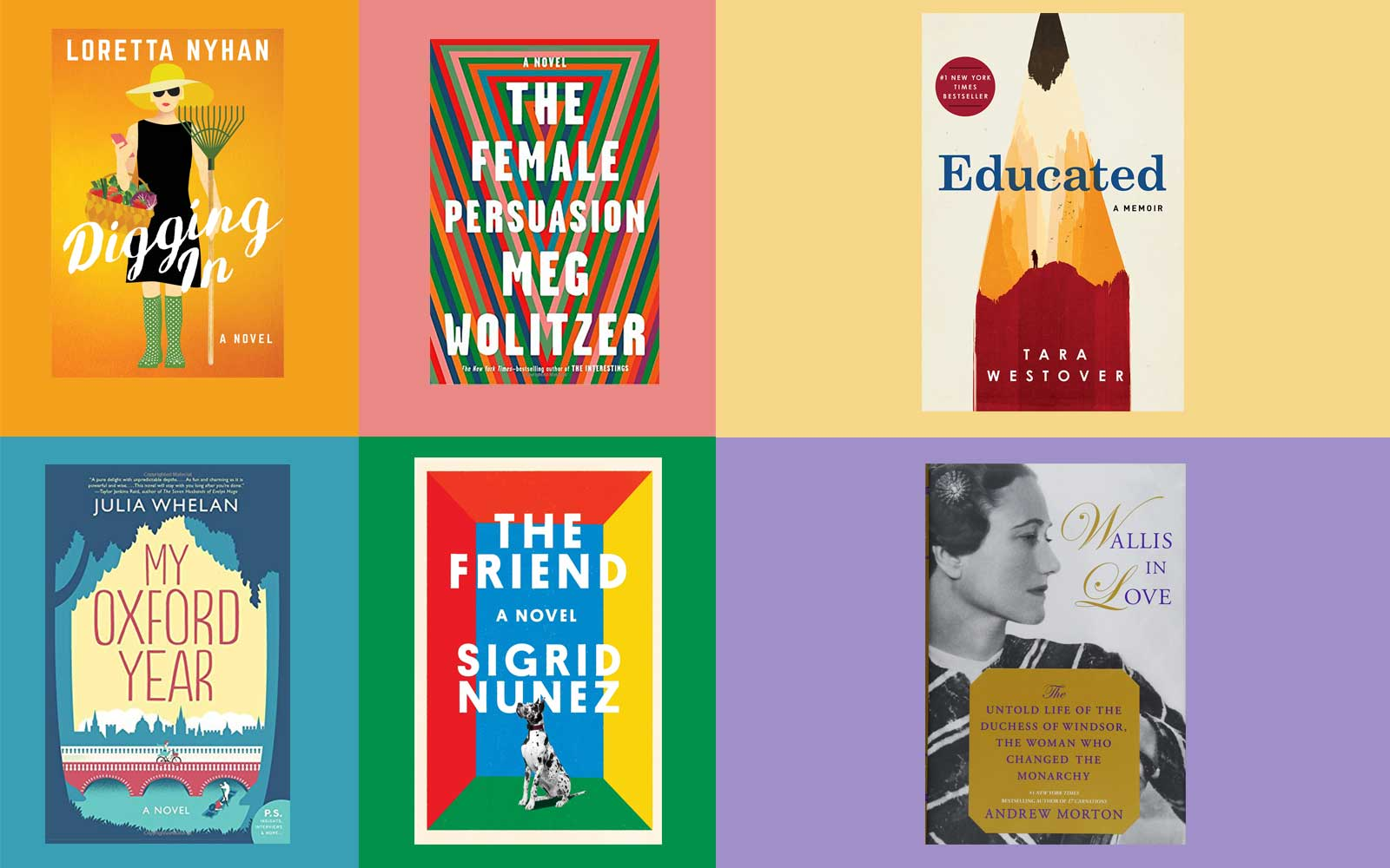 Books to Read this Spring