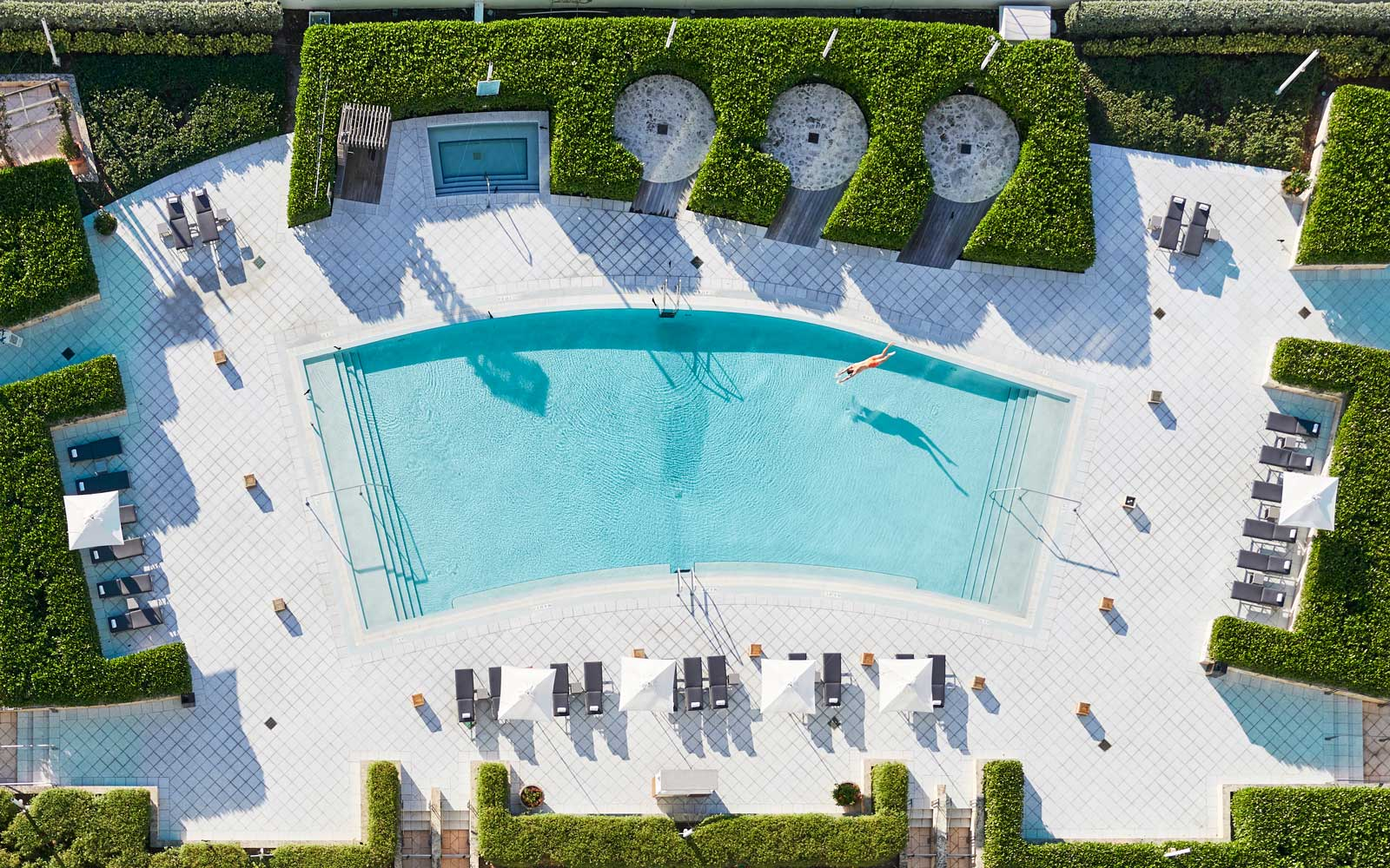 Pool at the Carillon Miami Wellness Resort