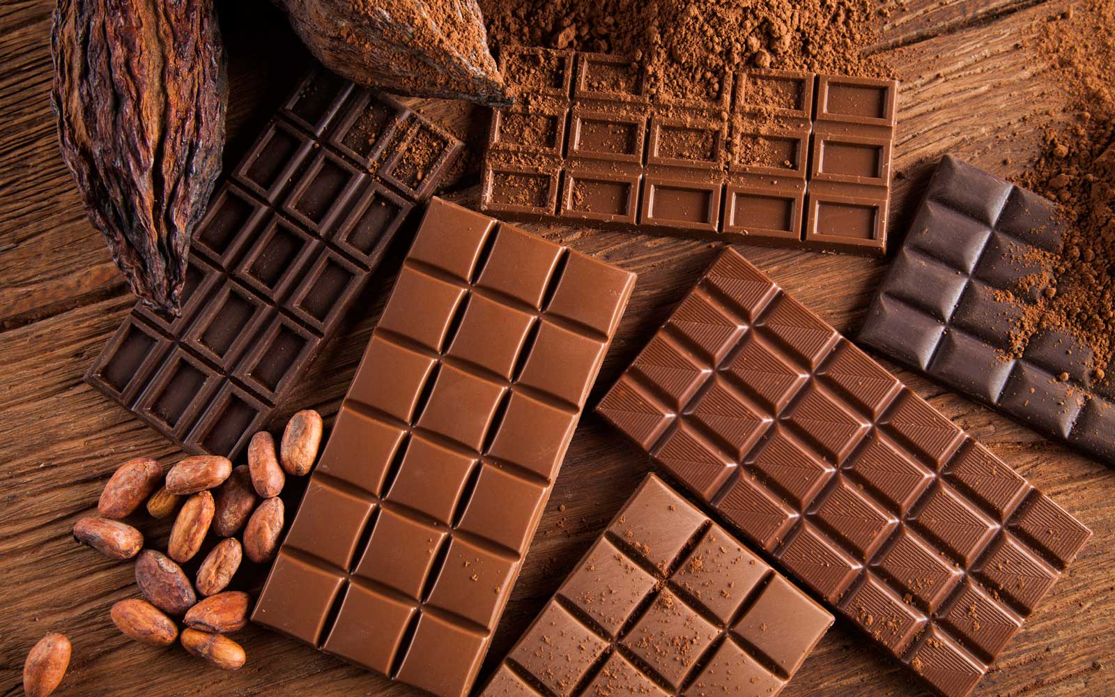 New Study Confirms What We Already Knew: Eating Chocolate Reduces Stress