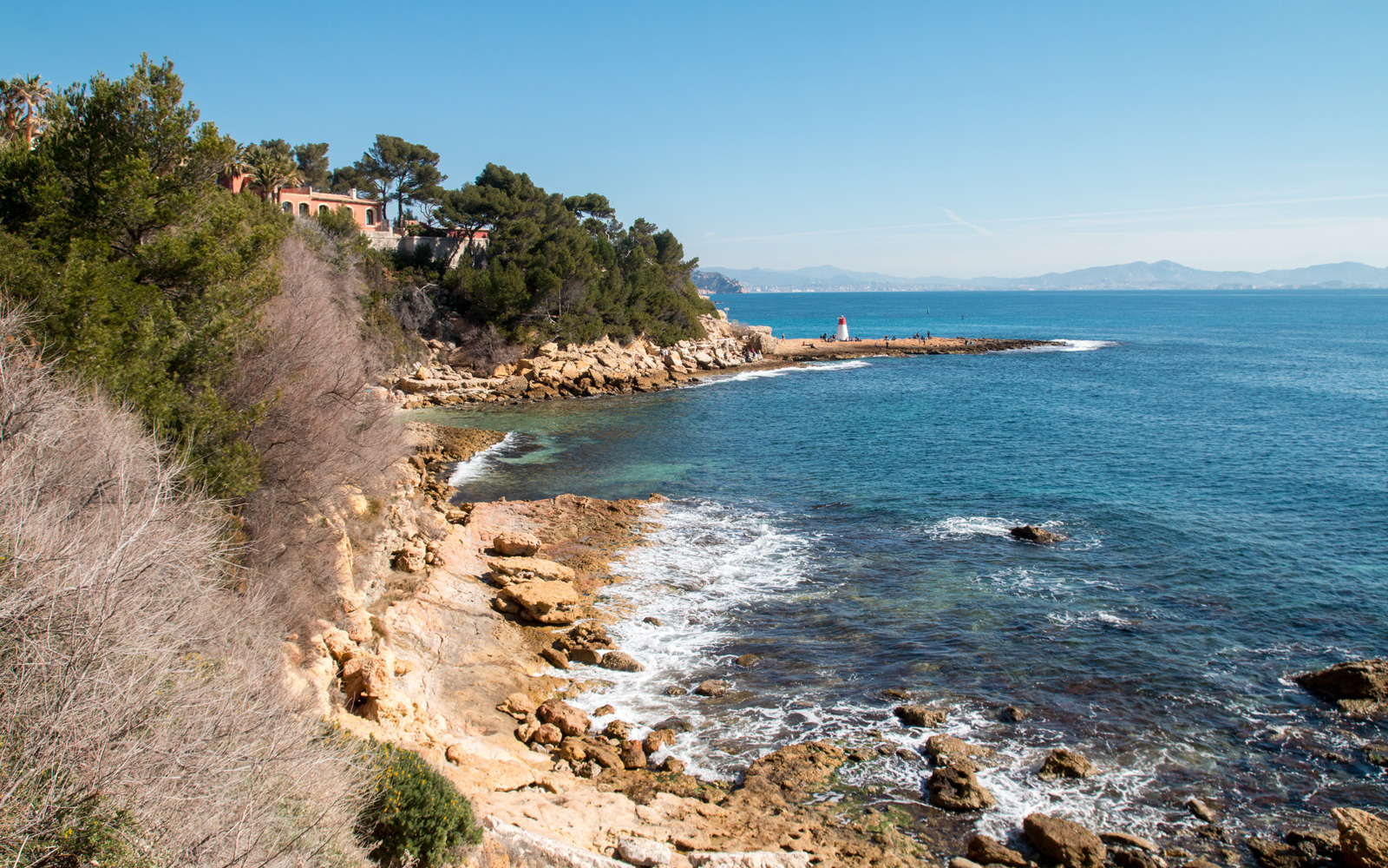 This Picturesque New Trail in the South of France Is Every Hiker's Dream